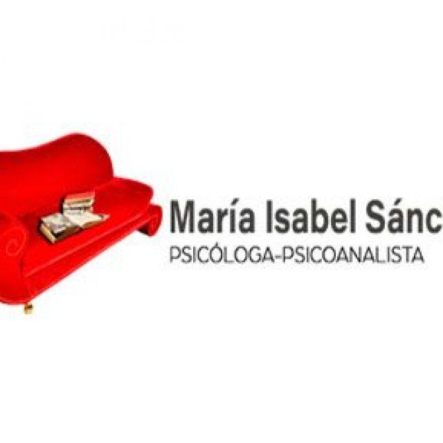 María Isabel Sánchez Psicóloga-Psicoanalista
