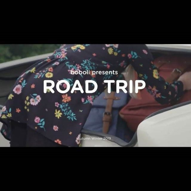"""""""Road Trip"""" la nueva campaña de boboli"""